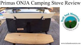 Primus Onja Camping Stove Review