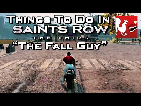 Things to Do In Saint's Row 3 - The Fall Guy | Rooster Teeth