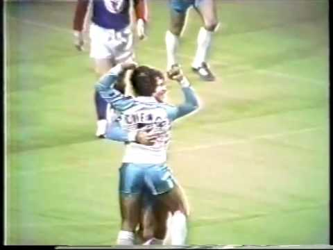 St. Louis Steamers at Philadelphia Fever February 16, 1980