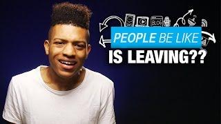 People Be Like Is Leaving - People Be Like