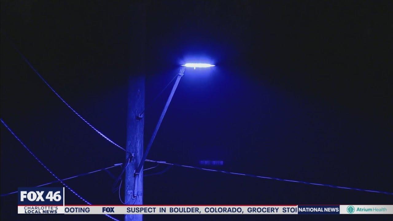Duke Energy working to identify thousands of 'defective' UV LED street lights