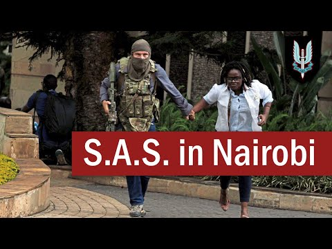 The S.A.S. in Nairobi | January 2019