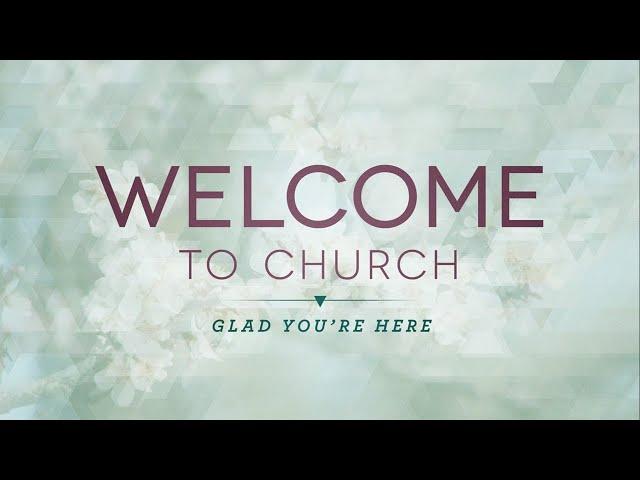 Sunday Morning, June 6, 2021, Pastor John Tilley