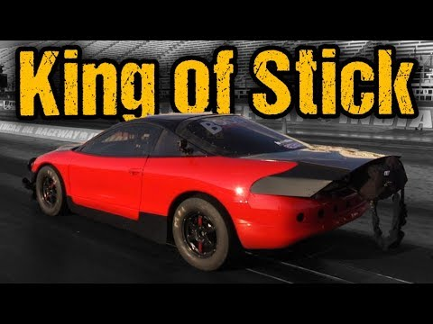 The Fastest Stick Shift Car In The Entire Universe Youtube