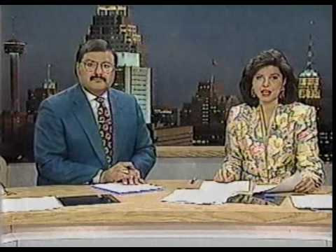 Dan Garcia KMOL News San Antonio June 10 1993