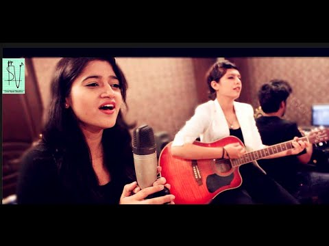 Hamari Adhuri Kahani |Title Song| Female Cover ft. Krazy Beats