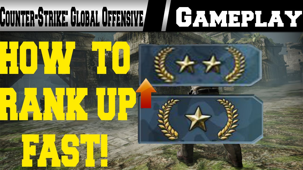 CS:GO-How To Rank Up Fast In Competitive-Competitive ...