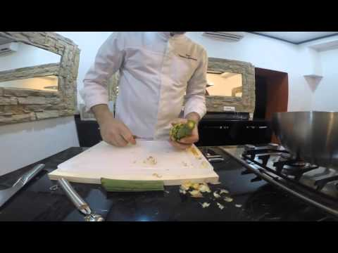 How to clean and cook artichokes in the Roman way PART 1