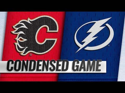 02/12/19 Condensed Game: Flames @ Lightning