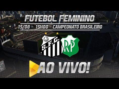 Sereias da Vila x Rio Preto | AO VIVO | Brasileirão (15/08/18)