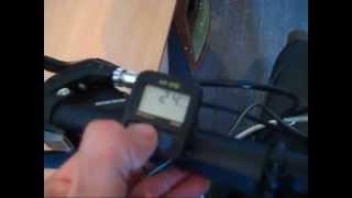 Как правильно установить велокомпьютер AS-11G(Китайский велокомпютер. Описание и установка велокомпьютера., 2014-11-22T20:44:16.000Z)