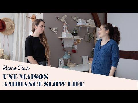 UNE MAISON AMBIANCE SLOW LIFE