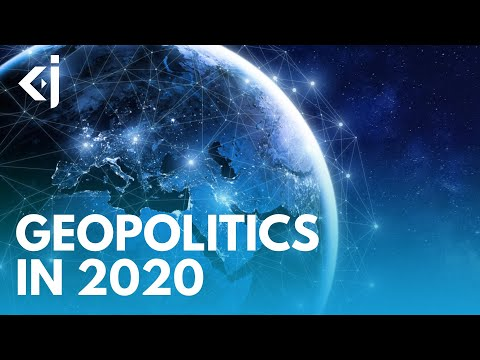 5 GEOPOLITICAL Predictions for 2020 - KJ REPORTS