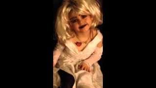 Bride of Chucky Ming Halloween 2013