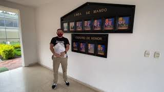 AGRADECIMIENTO DE LOS CENTROS DE RECLUSIÓN MILITAR A ANASE POR AYUDA DURANTE LA PANDEMIA