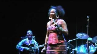 Waiyeina - OUMOU SANGARE - Live @ Roma, Italy - 11-09-09