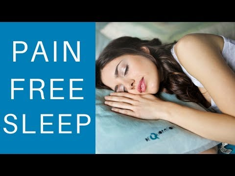 Pain Free Sleep ★ Stop Pain and Heal While You Sleep ★ Pain Relief Meditation