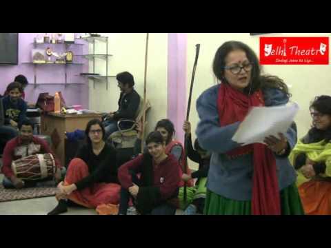 "Teaser of Atul Satya Koushik's Presents ""Draupadi"" featuring Himani Shivpuri and Rakesh Bedi"