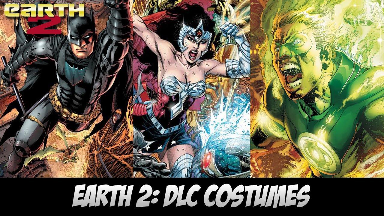 earth 2 flash injustice - photo #19