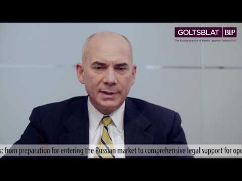 Sergey Milanov, Partner, Head of Asia Practice, Goltsblat BL