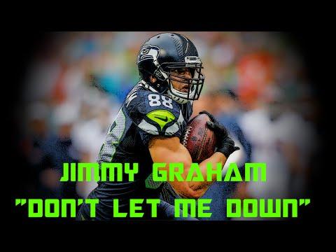 "Jimmy Graham 2015- 2016 Highlights ""Don"