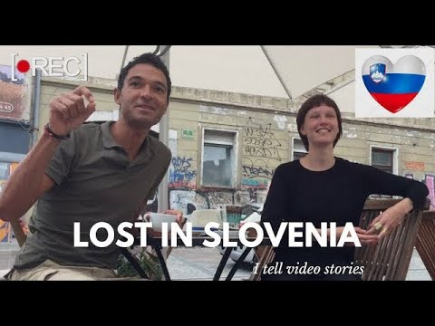Lost in Slovenia, a country I fell in love with