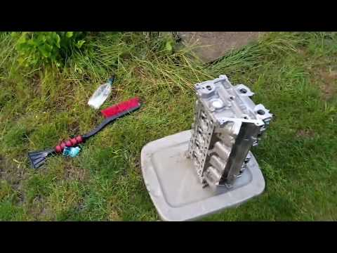 Cleaning Aluminum heads