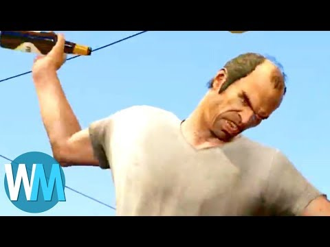 Top 10 Brutal Grand Theft Auto Death Scenes!