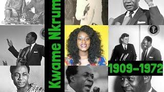 DR KWAME NKRUMAH  #GHANA #HISTORY