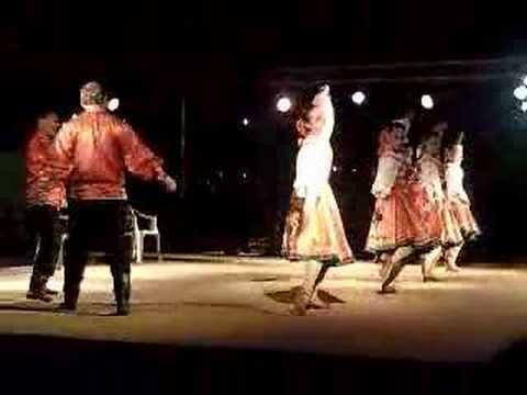 russian dance in doha cultural festival 2008