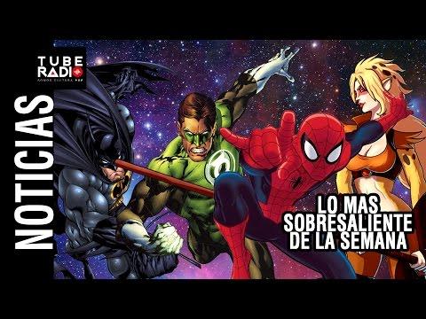 Se confirma Green Lantern Corps, Spider-Man sí está en Infinity War,  Affleck sí dirigirá The Batman