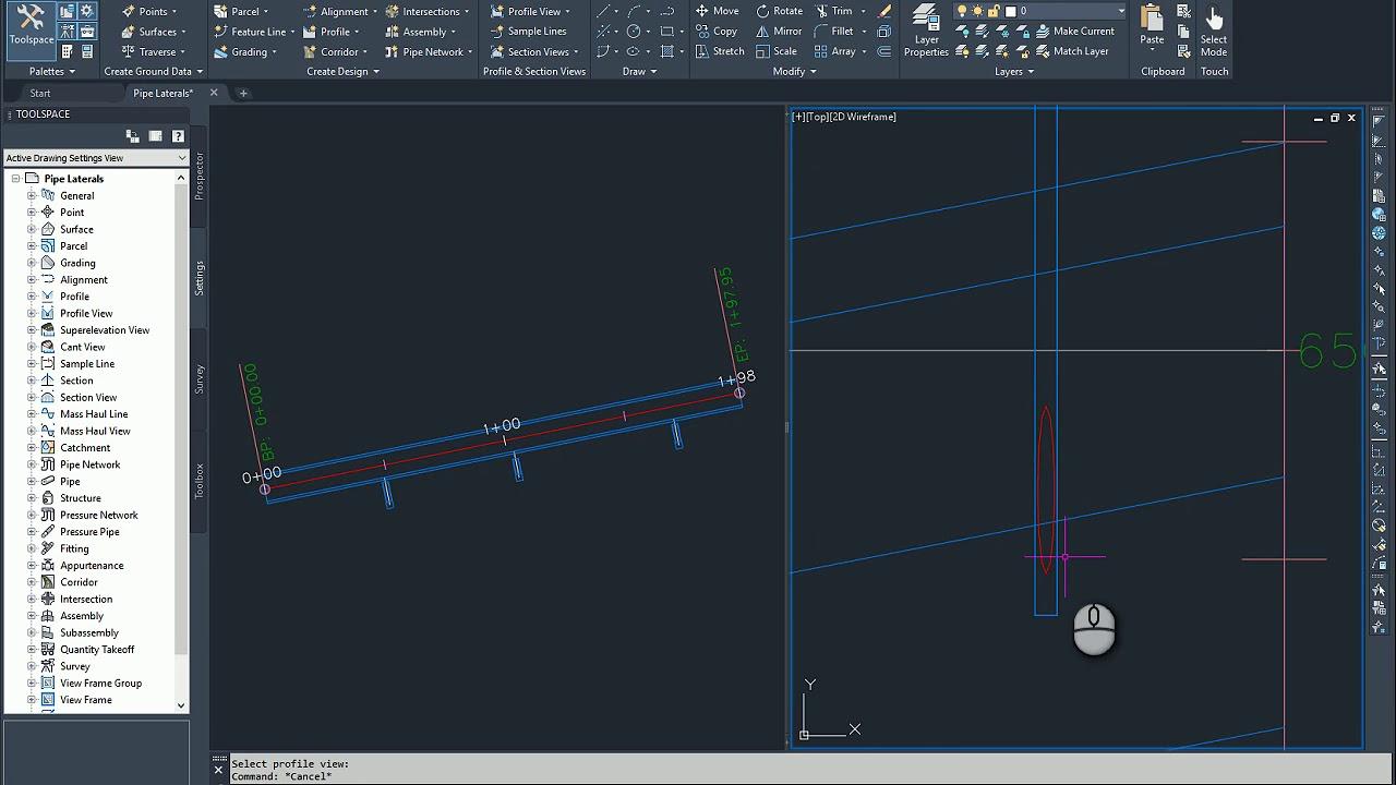 Pipe Networks | Civil 3D Plus