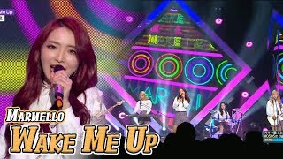 [HOT] MARMELLO - Wake Me Up, 마르멜로 - Wake Me Up Show Music core 20180407