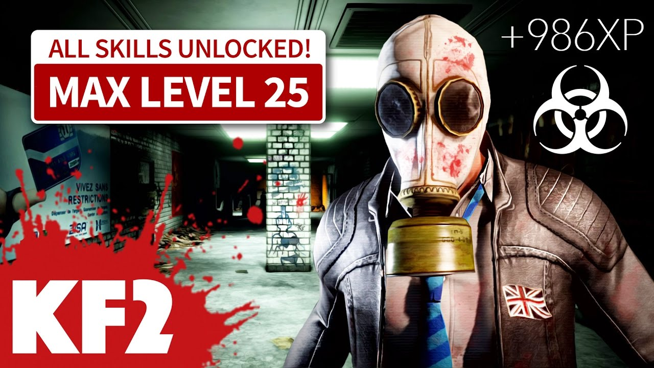 Killing Floor 2 How To Level Up Your Perk Xp Fast No Cheats Super Perk Training Youtube
