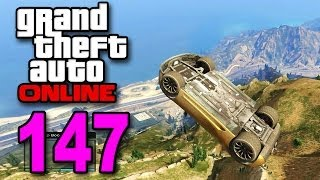 Grand Theft Auto 5 Multiplayer - Part 147 - Biggest Jump in GTA (GTA Online Let's Play)