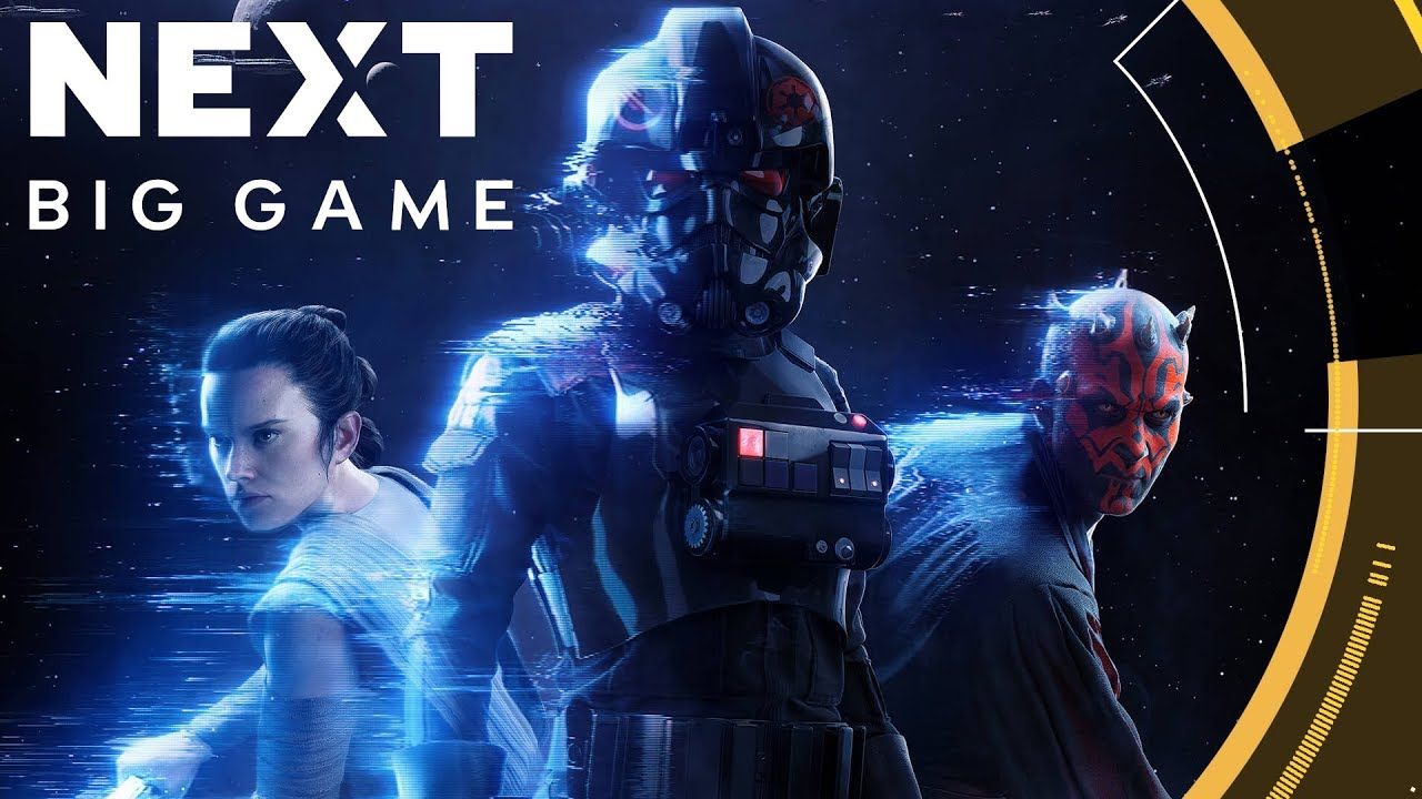 Why Star Wars Battlefront II is the Next Big Game – Next Big Game Ep. 4