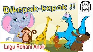 Gambar cover DIKEPAK KEPAK KAN SAYAPNYA - VIDEO ROHANI ANAK