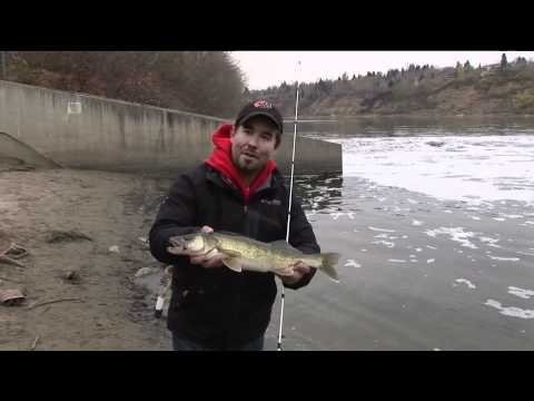 Big City Fishing - Episode 9 (Part IV) - North Saskatchewan River