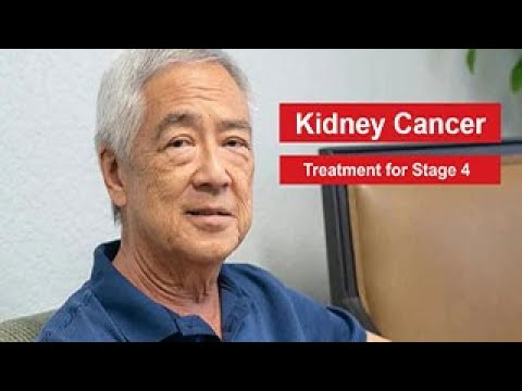 Kidney Cancer: Treatment for Stage 4 (Metastatic)