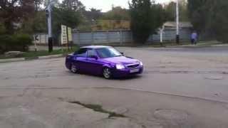 Vaz ВАЗ 2170 Vaz Priora purple violet   chrome Фиолетовый хром зеркальная пленка(Vaz ВАЗ 2170 Vaz Priora purple violet chrome Фиолетовый хром зеркальная пленка., 2013-04-01T19:01:34.000Z)