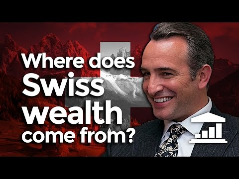 Why is SWITZERLAND so RICH? - VisualPolitik