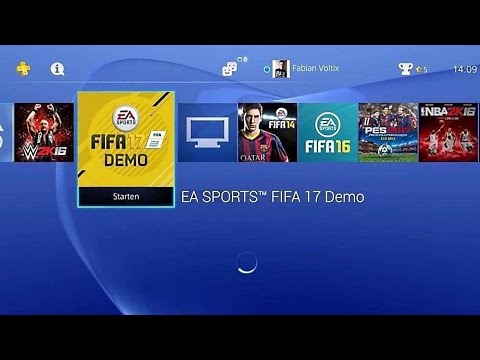 HOW TO GET THE FIFA 17 DEMO EARLY *WHEN TO PLAY THE JOURNEY EARLIER*