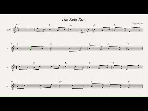 The Keel Row