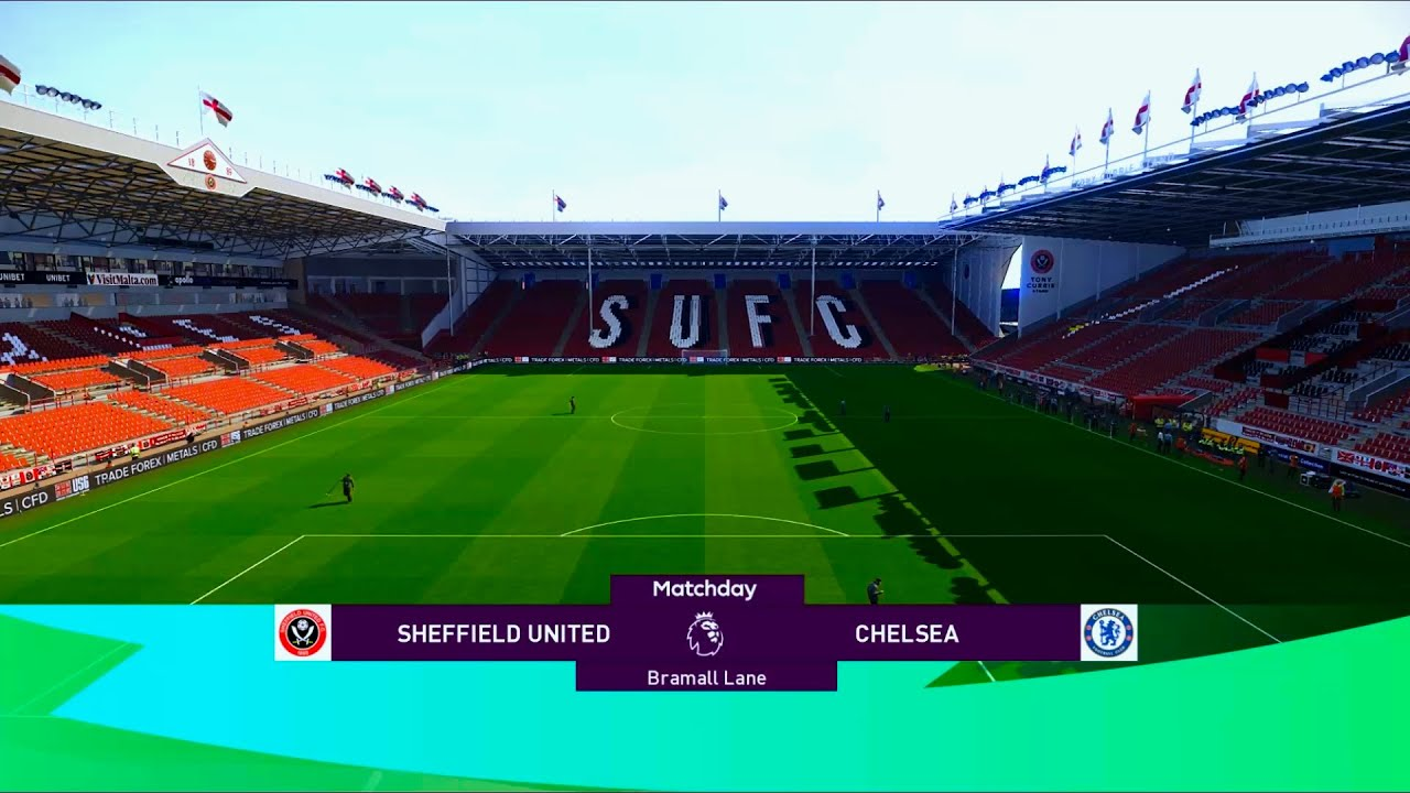 Sheffield United vs Chelsea | Bramall Lane | 2019-20 ...