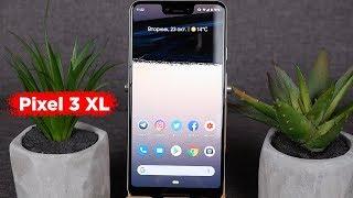 Обзор Google Pixel 3 XL / Самый важный Android-смартфон