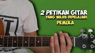 (Belajar Gitar) 2 Petikan Gitar Untuk Pemula Gitar   Tersedia Versi Baru Cek Deskripsi Video