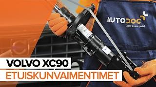Kuinka vaihtaa Tukivarsi VOLVO XC90 I - käsikirja