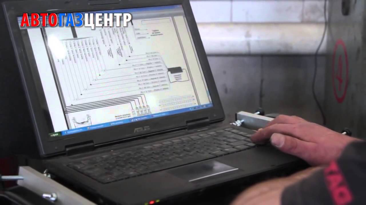 Установка ГБО 4 поколения MAZDA CX 7