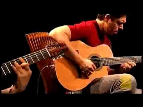 Intense guitar song Tamacun