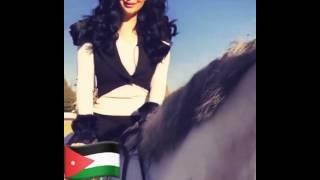 ديانا كرازون تدعم الأمير على بن الحسين عبر «إنستجرام»
